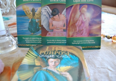 do an oracle reading to discover your life purpose