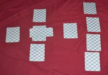 Provide a Celtic Cross Tarot Spread