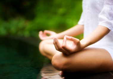 create and record a personalized guided meditation mp3