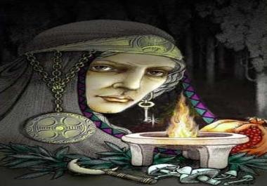 do a three card psychic reading