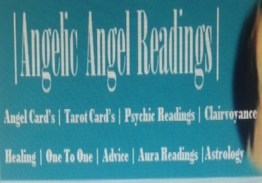 Clairvoyant Reading/Message from a loved one
