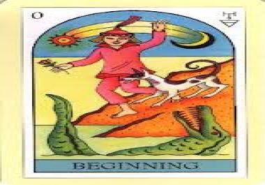1 card tarot reading psychic