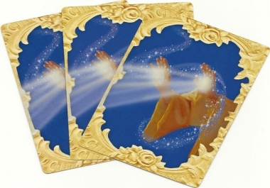 give you a Professional 6-Card Angel Reading