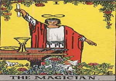 do a Tarot Card reading