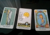 answer any question with a 3 card tarot reading and you receive a free candle blessing (your choice of color)